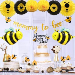 bumble bee decorations