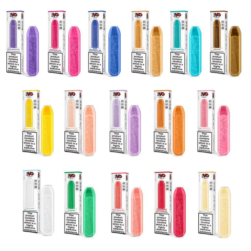 Disposable Vape Bars